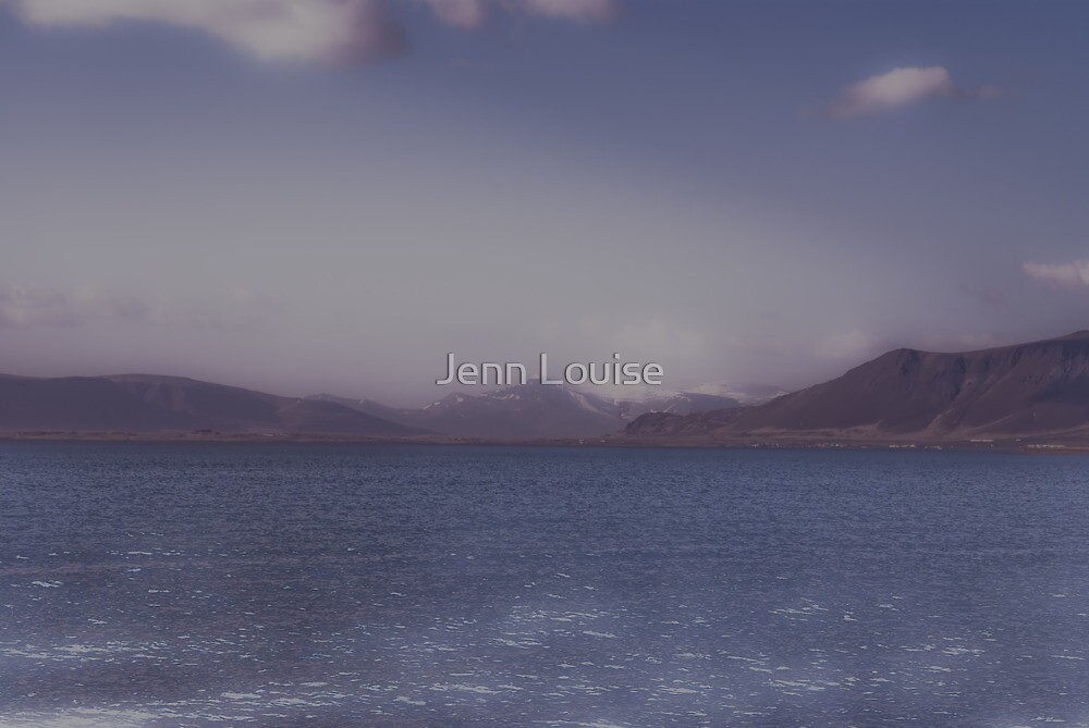 View Of Iceland by Jenn Louise