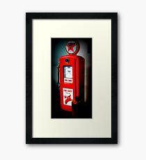 Fire Chief Framed Print