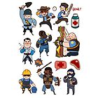 Team Fortress 2 / SD All Class by essor0706