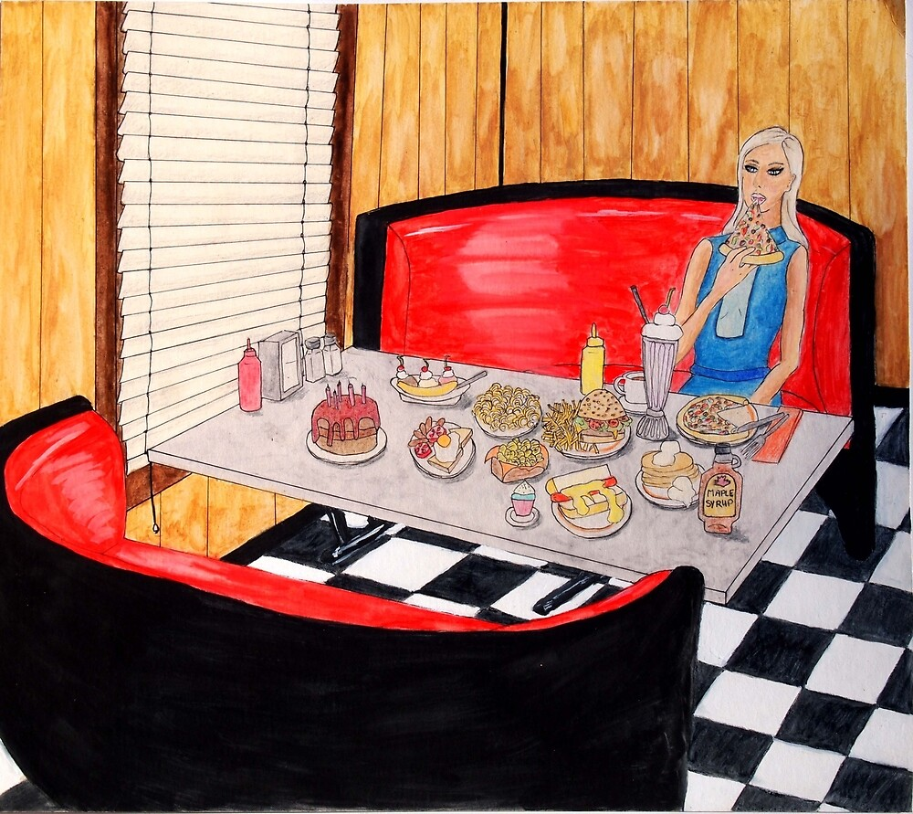 Foodies Dream by jojo456