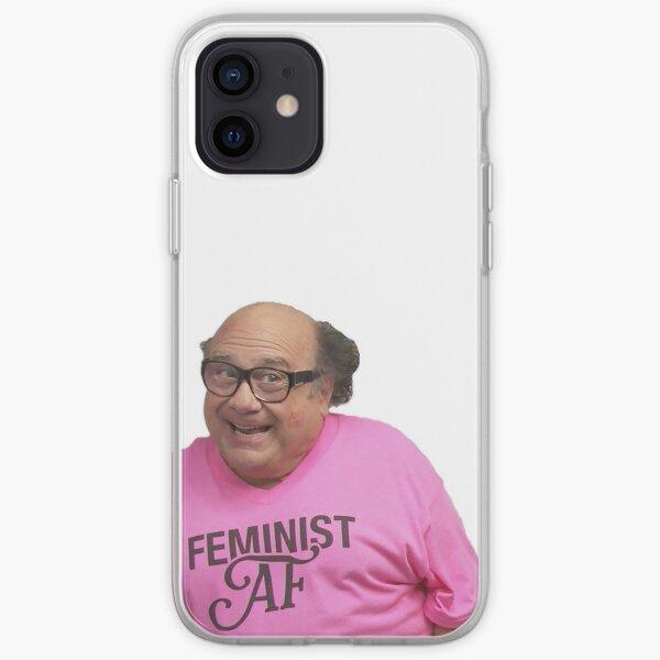 Danny Devito Feminist AF iPhone Soft Case