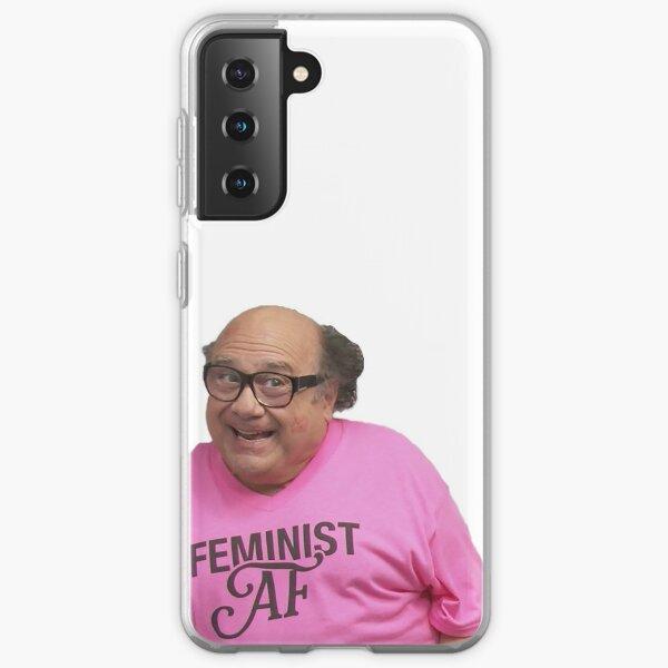 Danny Devito Feminist AF Samsung Galaxy Soft Case