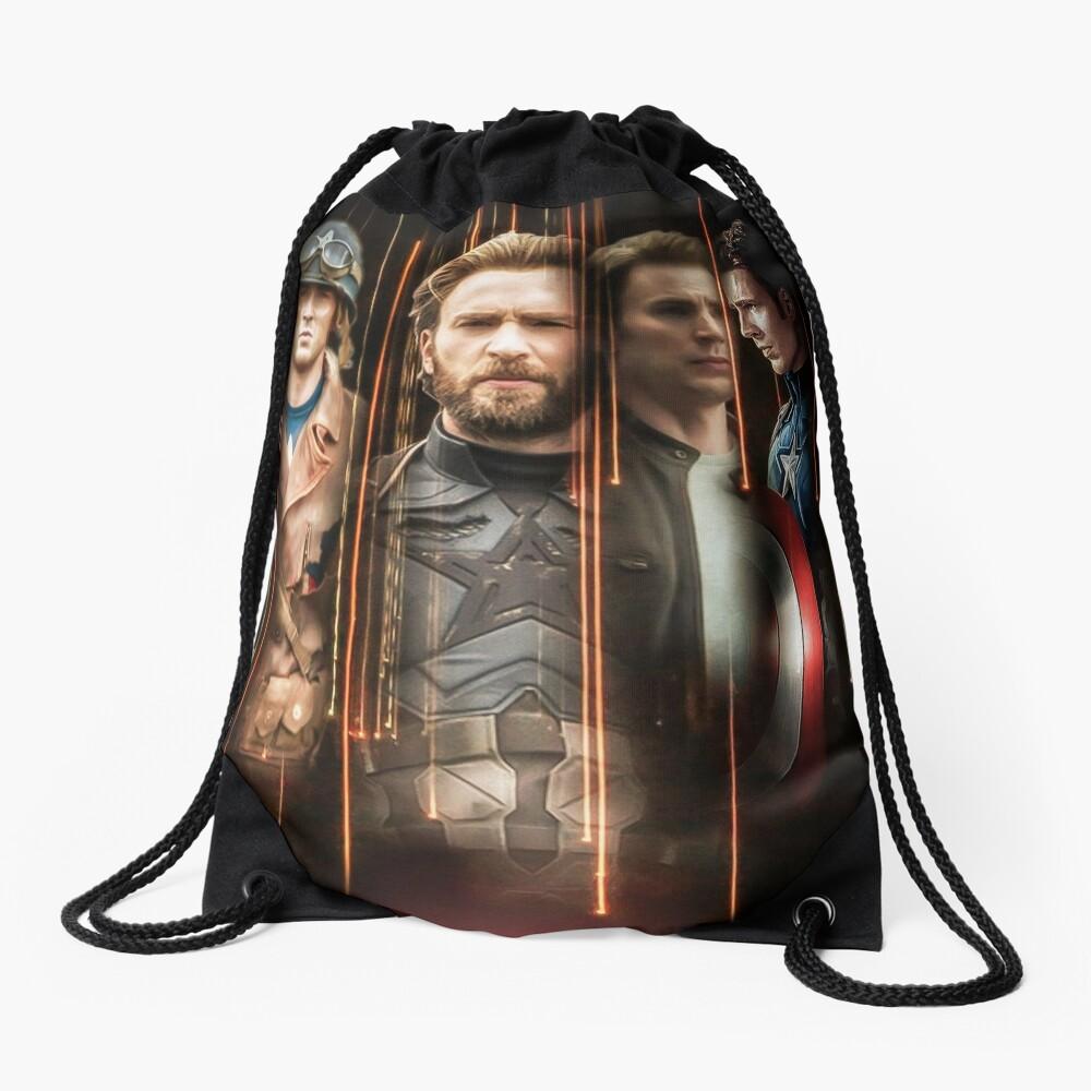 Chris Evans Drawstring Bag