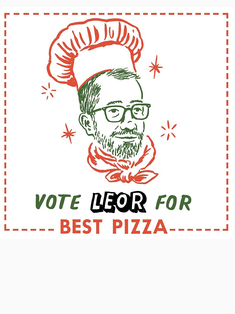 Vote Leor for Best Pizza, Best of Chicago 2019 by ChicagoReader