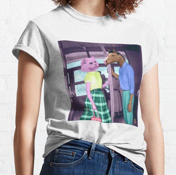 De vuelta en los noventa (fotograma completo) Camiseta clásica