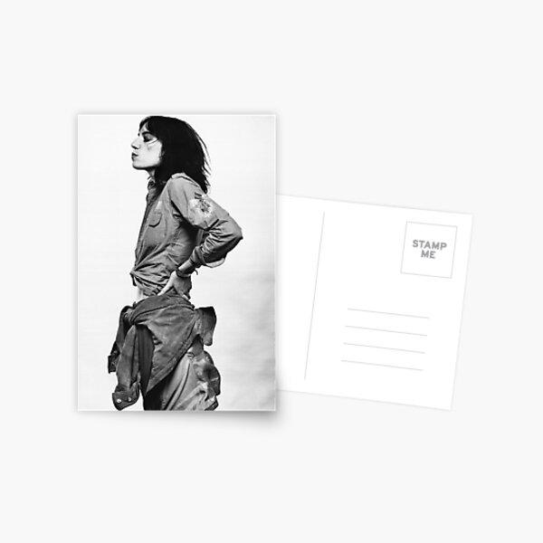 Patti Smith Carte postale