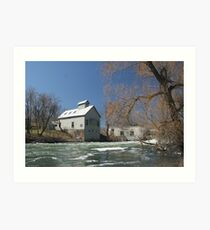 Doner Studio On The Rideau Canal- Featured Photo Art Print