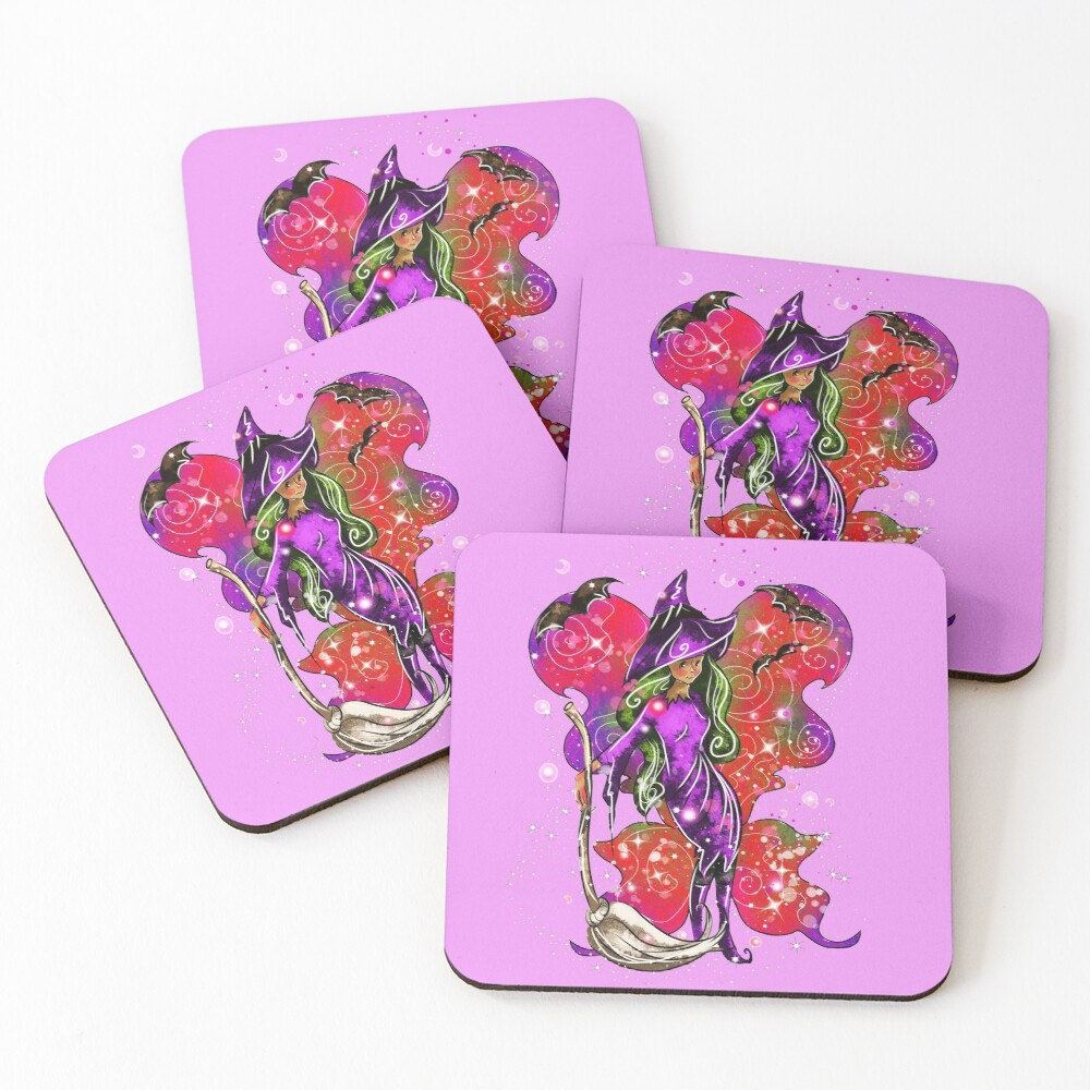 Courtney's Fairy Costumes™ Coasters (Set of 4)