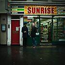 sunrise by Tony Day