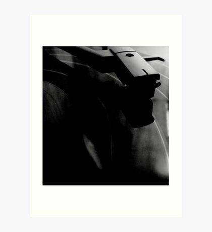 01-10-11 Mood Music Art Print
