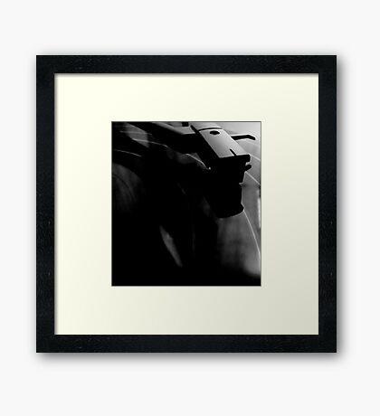 01-10-11 Mood Music Framed Print