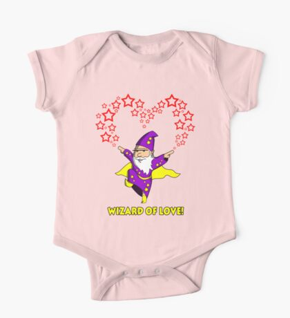 Wizard of Love! Kids Clothes