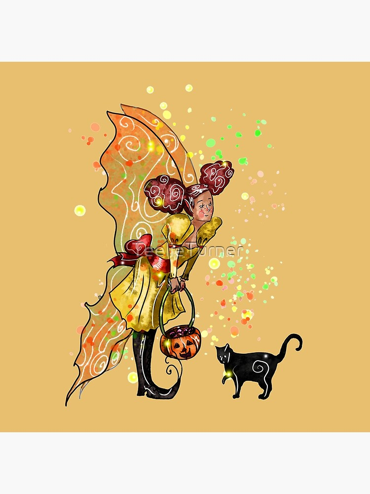 Fairy Trixie-Love The Trick or Treat Fairy™ by TeelieTurner