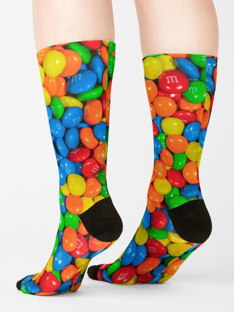 Alternate view of m&m Socks