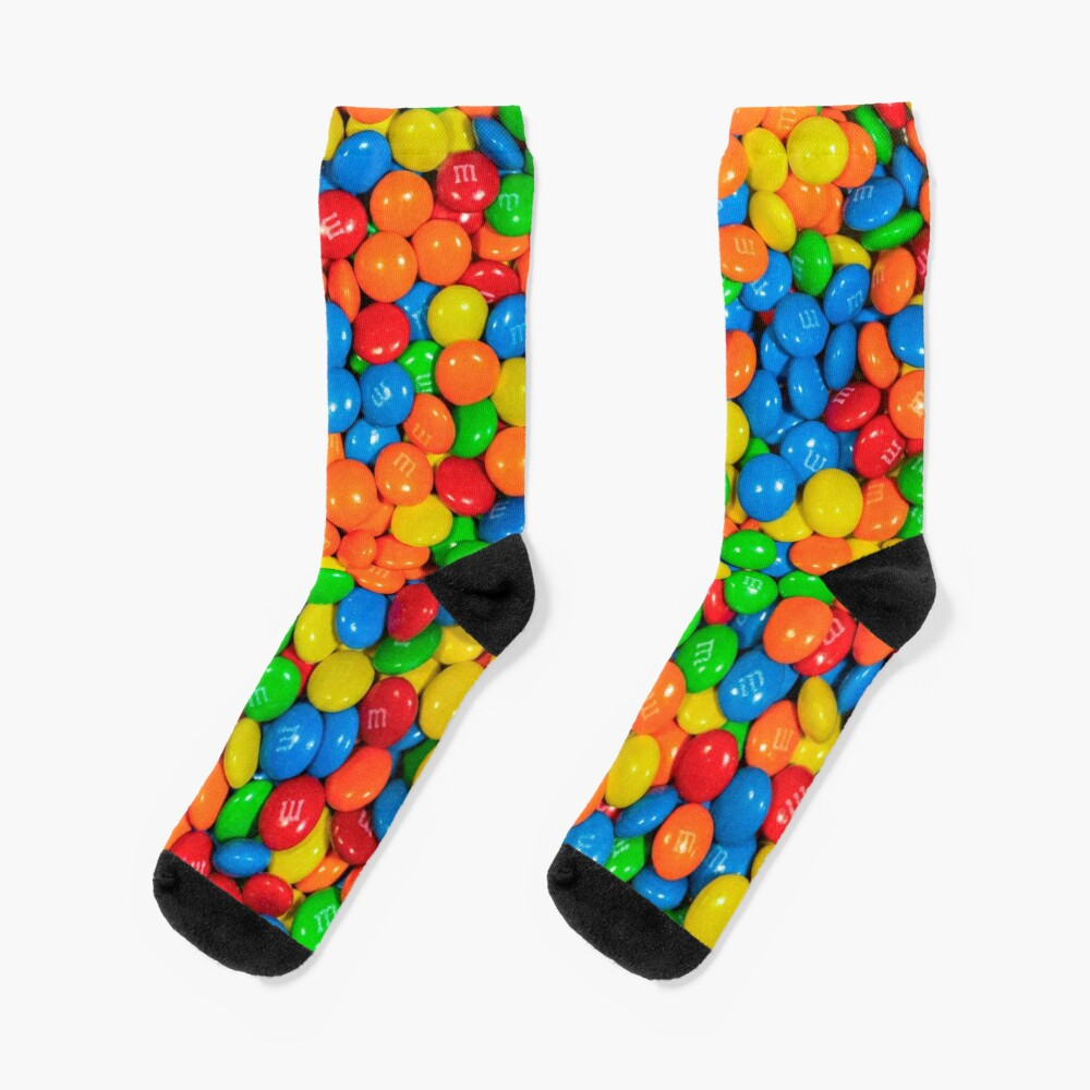 m&m Socks