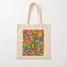 m&m Cotton Tote Bag