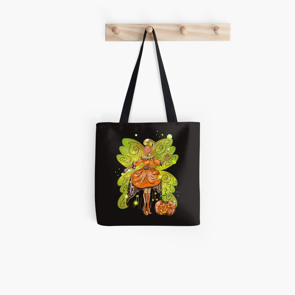 Hallie's Fairy Halloween Holiday Store™ Tote Bag