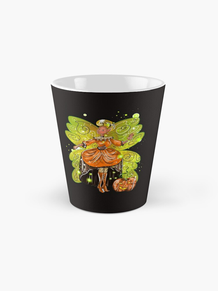 Alternate view of Hallie's Fairy Halloween Holiday Store™ Mug