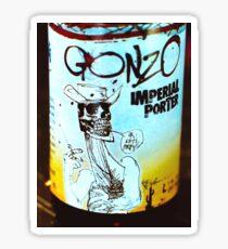 gonzo porter yum... Sticker