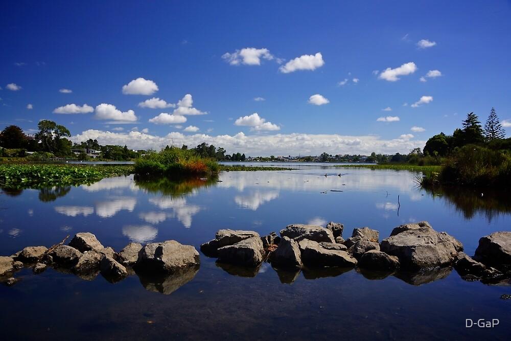 The Lake  by D-GaP