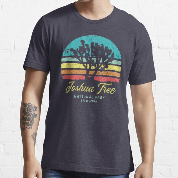 Joshua Tree Nationalpark Kalifornien Essential T-Shirt