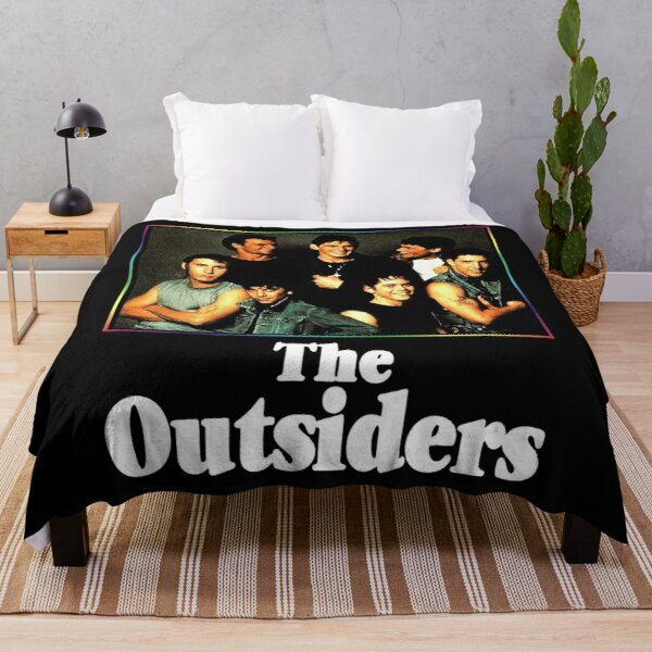 The Outsiders Best Movie Throw Blanket