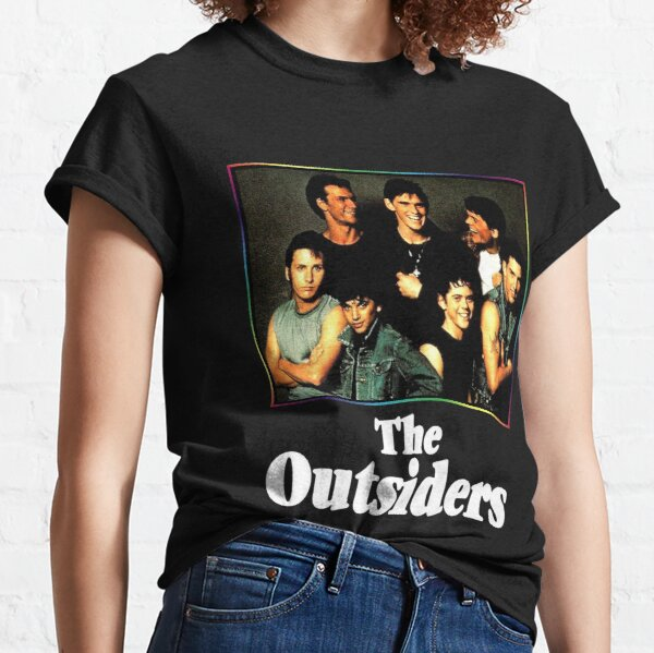 The Outsiders Best Movie Classic T-Shirt