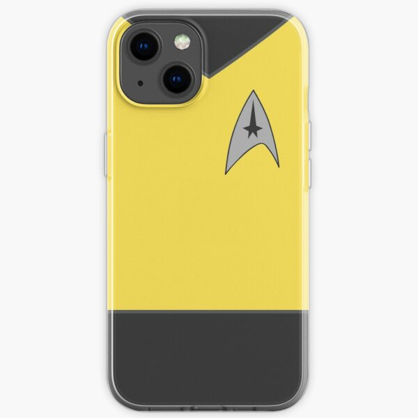 Command Yellow iPhone Soft Case