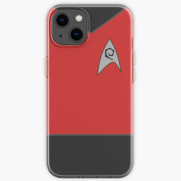 Engineering Red iPhone Soft Case