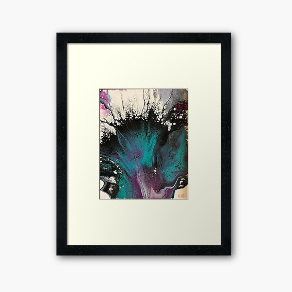 Intuitive Art Framed Art Print