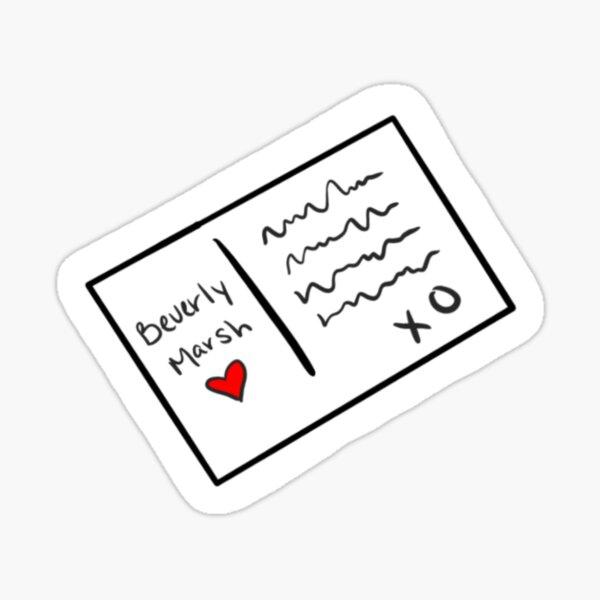 Secret Admirer Sticker