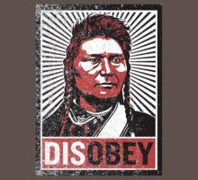 Chief Joseph Disobey