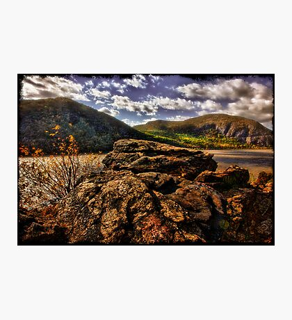 Little Stoney Point Photographic Print