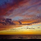 A different section of sky....... Ocean Reef, Perth, Western Australia by Karen Stackpole