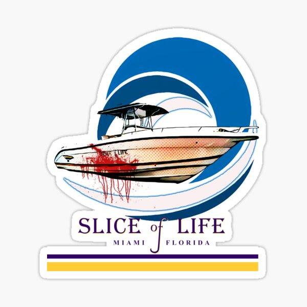 Slice of Life Sticker