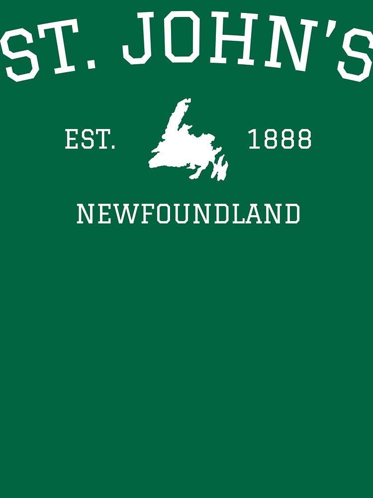 St. John's Newfoundland by SaltWaterOre