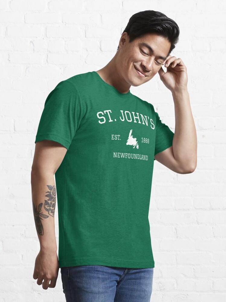 Alternate view of St. John's Newfoundland Essential T-Shirt