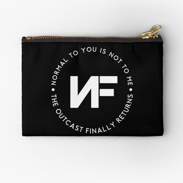 NF Returns Zipper Pouch