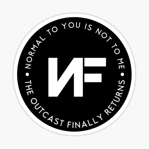 NF Returns Sticker