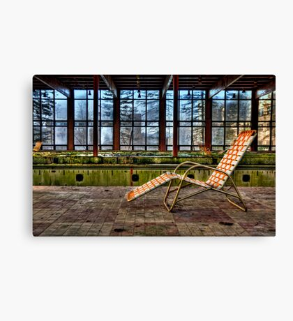 Last Resort Canvas Print