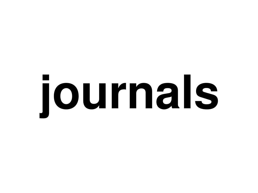 journals by ninov94