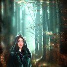 Enchanted journey by MarleyArt123