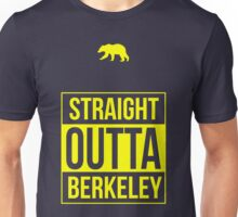 Straight Outta Berkeley Unisex T-Shirt