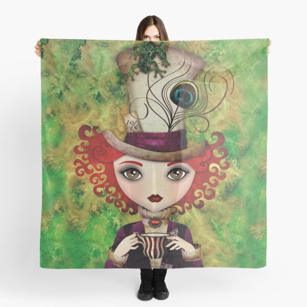 Lady Hatter Scarf
