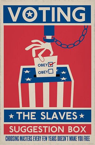 Voting by LibertyManiacs