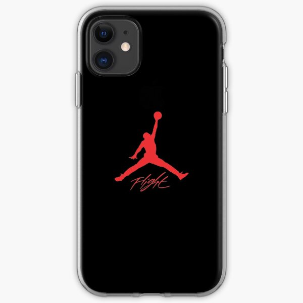 Jordan Flight iPhone Soft Case