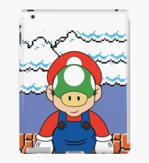 Son of Mario - René Mariogritte iPad Case/Skin