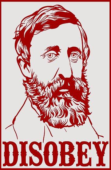 Henry David Thoreau von LibertyManiacs