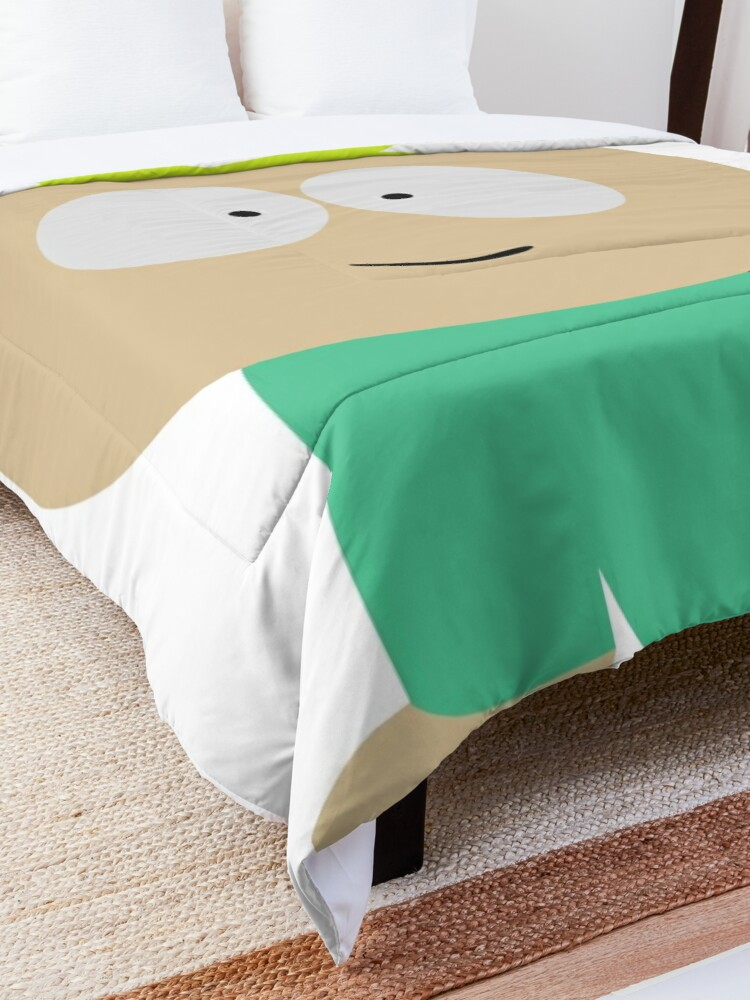 Alternate view of Smexy Butters - South Park - Funny Character Comforter