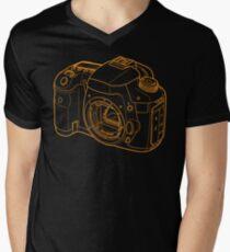 Photographer's best friend Men's V-Neck T-Shirt